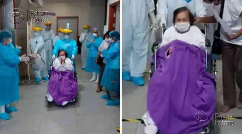 Paciente de 97 años venció al coronavirus en la región liberteña