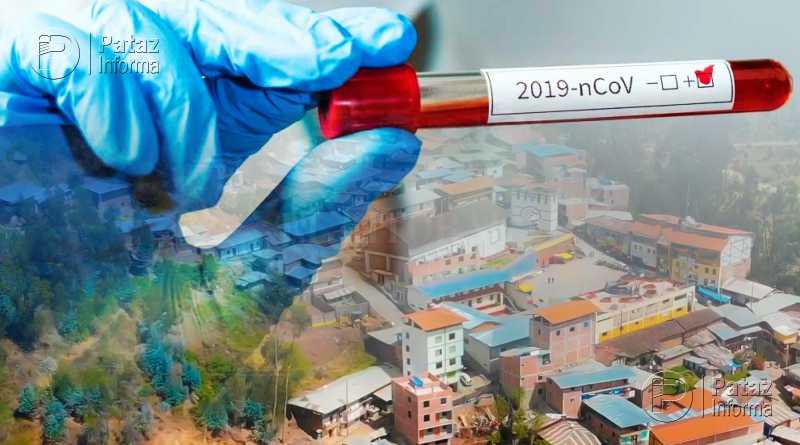 7 casos positivos de covid-19 y 28 casos sospechosos en Retamas – Parcoy