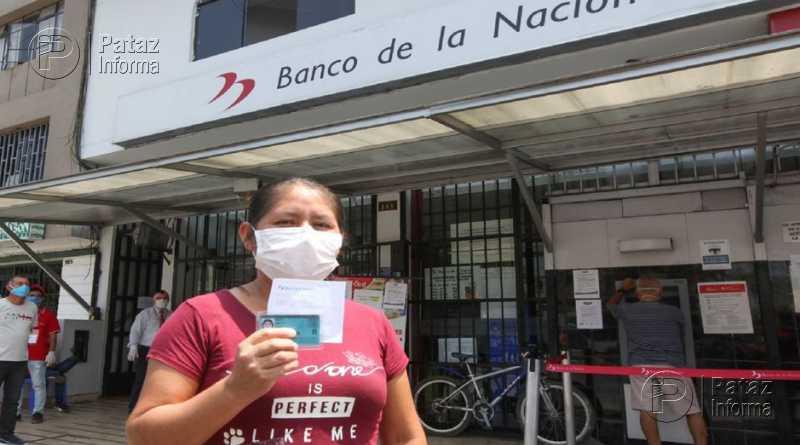 11 mil 969 hogares no fueron incluidos para el bono 380 en La Libertad