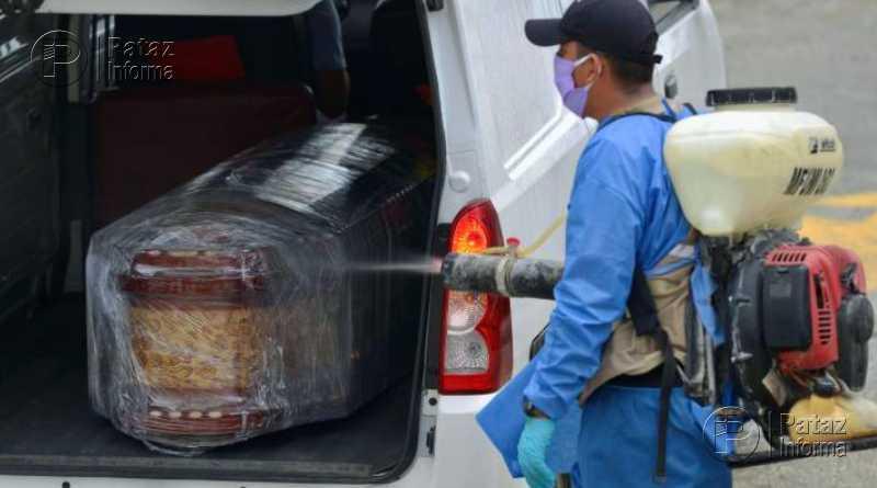Aumentan a 3 los fallecidos por coronavirus en la provincia de Pataz