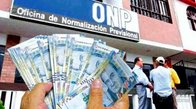Devolución del 100% de la ONP: Comisión de Defensa del Consumidor aprobó dictamen