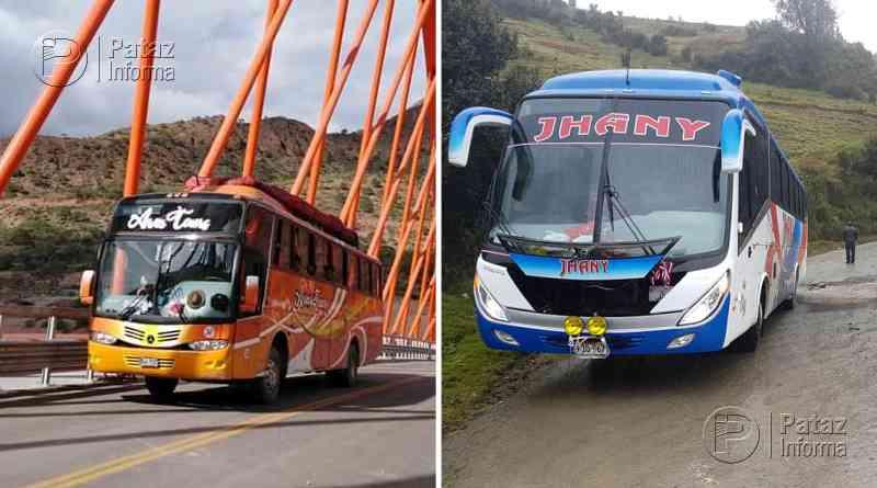 Empresas de transporte reinician sus actividades desde Tayabamba