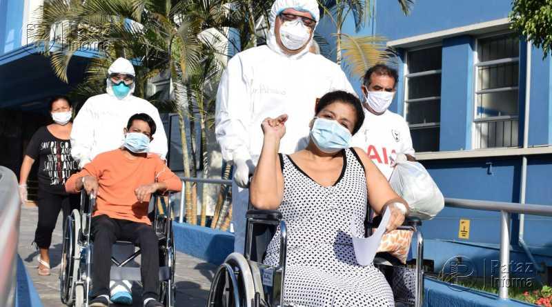 ¡Sí se puede!: Más de 178 mil peruanos lograron vencer al coronavirus