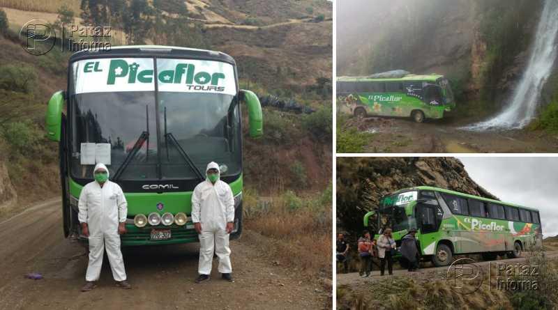Picaflor tours reinició servicio de transporte Tayabamba – Trujillo y viceversa