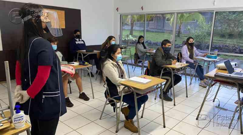 Descartan que escolares vuelvan a las aulas en toda la región
