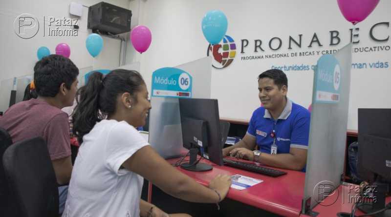Pronabec lanza concurso de becas integrales para estudiar una carrera