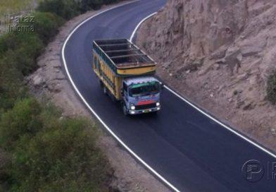 Carretera Miraflores – Urpay – Uchos contará con capa asfáltica