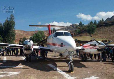 Habilitarán aeródromo en Pataz para trasladar a pacientes severos con Covid-19