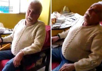 Hombre de 72 años que llegó solo de Pataz a Trujillo necesita asistencia médica