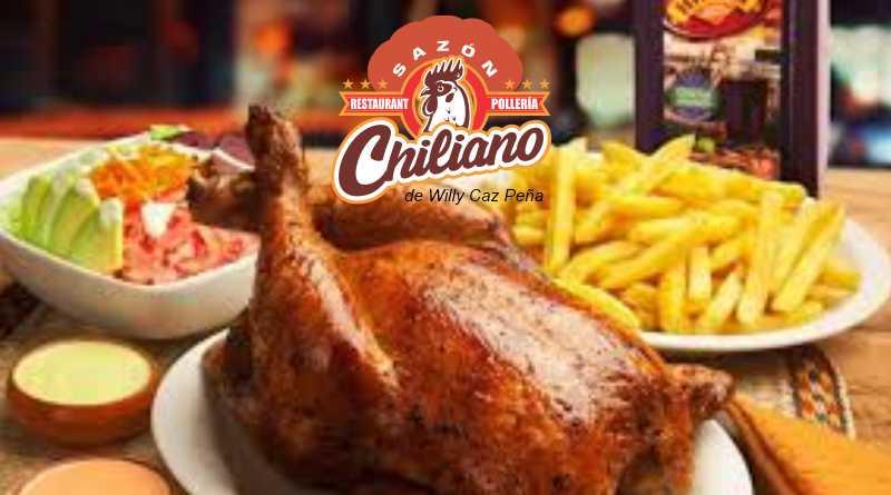 "Restaurant Pollería ""Sazón Chiliano"" en San Martín de Porres"